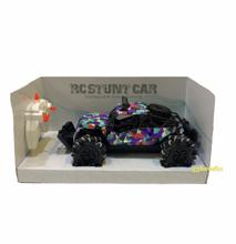 juniori პულტიანი მანქანა RC STUNT CAR