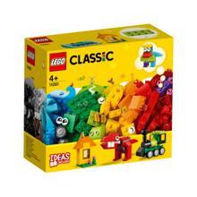 LEGO CLASSIC-კუბიკი და იდეები