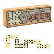 PROFESSOR PUZZLE White Dominoes სამაგიდო თამაში