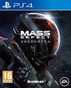 Sony PS4 MASS EFFECT ANDROMEDA ( RUS/ENG/ენა )