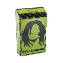 ხის ყუთი Bob Marley