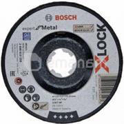 BOSCH დისკი საჭრელი Bosch X-LOCK Expert for Metal 125x6x22.23 mm