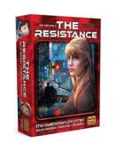 INDIE BOARDS & CARDS The Resistance სამაგიდო თამაში