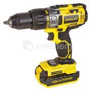 Stanley Cordless drill-screwdriver Stanley STDC18LHBK 18V