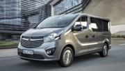 Omega Car Rental - Opel Vivaro - მანქანების გაქირავება.