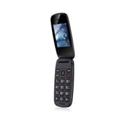 FLY მობილური ტელეფონი Fly Flip Black