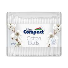 Compact ყურის ჩხირები CC-302 200 ც