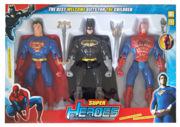 ანიმაციური ფილმის გმირები 3 ცალი ერთად