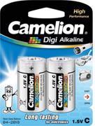 Camelion  ელემენტი Camelion LR14-BP2DG Digi Alkaline C 2 ც