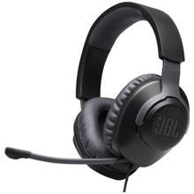 JBL Quantum 100 black ყურსასმენი