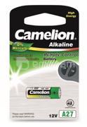 Camelion  ელემენტი Camelion A27-BP1 Alkaline A27 12V 1 ც