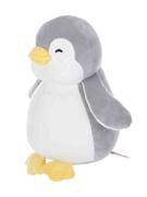 რბილი სათამაშო/Penguin Plush Toy (Grey)