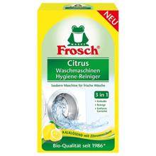 """Frosch - სარეცხის მანქანის ჰიგიენური საწმენდი - """"ლიმონი"""" 250 გრ"""