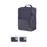 ჩანთა ფეხსაცმლის/MINIGO Portable Shoe Bag (Dark Blue)