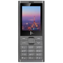 F+ B240 Dark Grey მობილური ტელეფონი