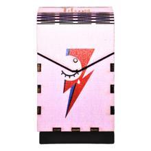 Tibox • ტიბოქს ხის ყუთი David Bowie