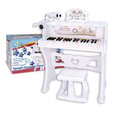 Bontempi ელექტრო თეთრი პიანინო