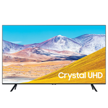 "Samsung UE50TU8000UXRU Smart 4K UHD ტელევიზორი 50"""
