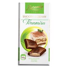 Barambo შოკოლადის ფილა ტირამისუ 110 გრ