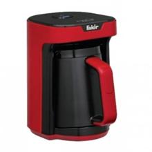 Fakir Kaave Expres Red თურქული ყავის აპარატი