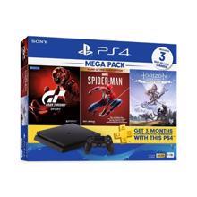 Sony PlayStation 4 Slim (1TB)  სათამაშო კონსოლი