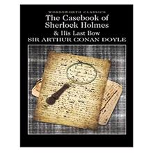 Case Book of Sherloc,  Doyle. A.C.