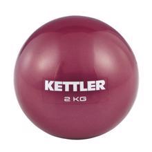 Kettler სამედიცინო წონითი ბურთი 2კგ