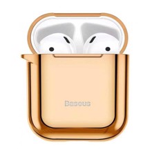 Baseus ARAPPOD-A0V for Air pods 1/2 Gold ქეისი