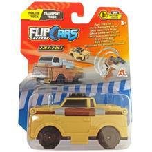 TransRacers სათამაშო ტრანსფორმერი მანქანა