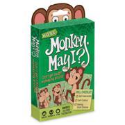 Child Card Games: Monkey May I − სამაგიდო თამაში