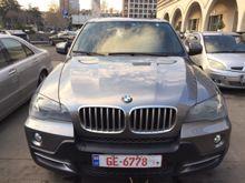 BMW X5 ქირავდება დღიურად