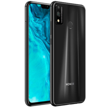 Honor 9X Lite 4/128GB Midnight Black მობილური ტელეფონი