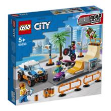 Lego City - Skate Park კონსტრუქტორი