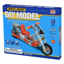 Same Toy DIY Motorbike მეტალის კონსტრუქტორი