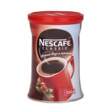 Nescafé ყავა Classic 100 გრ