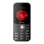 SIGMA მობილური ტელეფონი SIGMA X-style 32 Black Boombox