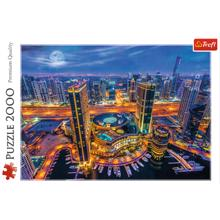TREFL ფაზლი Lights of Dubai