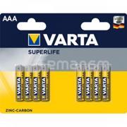 Varta ელემენტი VARTA  AAA 8 ც.
