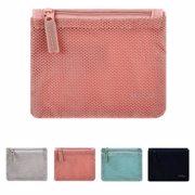 ჩანთა სამგზავრო/minigo Double Zipper Storage Bag Small