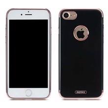 REMAX Case for iphone 7 Black/Gold ქეისი