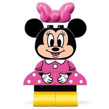 Lego DUPLO My First Minnie Build კონსტრუქტორი