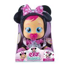 IMC Toys ინტერაქტიული თოჯინა Cry Babies Minnie Mous