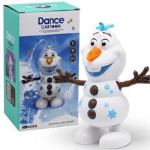 juniori Dance cartoon Olaf