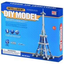 Same Toy DIY Model WC58CUt ასაწყობი მეტალის მოდელი