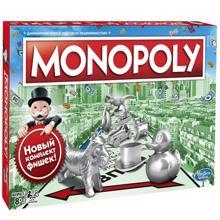HASBRO სამაგიდო თამაში მონოპოლი MONOPOLY CLASIC