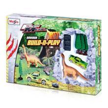 Maisto mai_Dino Build n Play  სათამაშოების ნაკრები