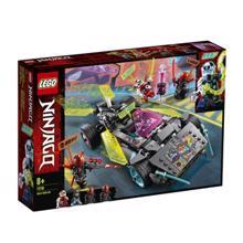 lego NINJAGO ნინჯას ტიუნერი მანქანა