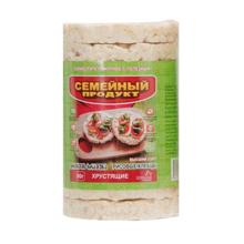 Семейный Продукт ბრინჯის ხრაშუნა პური  80 გრ