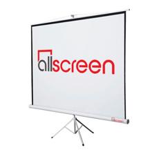 ALLSCREEN CTP-5050 125 x 125 CM პროექტორის ეკრანი