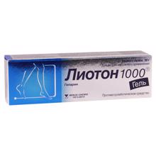 ლიოტონი 1000  30გ ჟელე